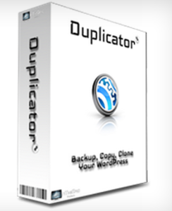 Image of WordPress Duplicator Free Plugin